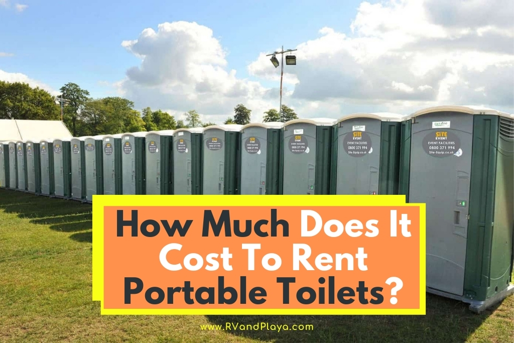 How Much Does It Cost To Rent Portable Toilets? [Facts ...